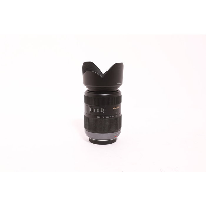 Lumix G Vario F/4-5.6 45-200mm Mega O.I.S