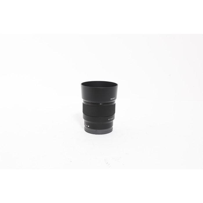 Sony FE 50mm f/1.8 SonyFE (Open Box)