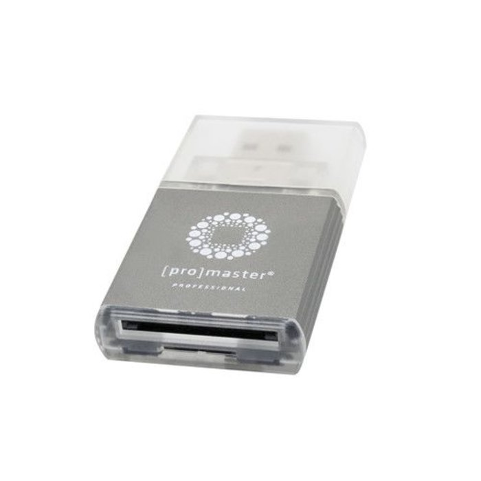 ProMaster Professional SD Card Reader USB 3.0