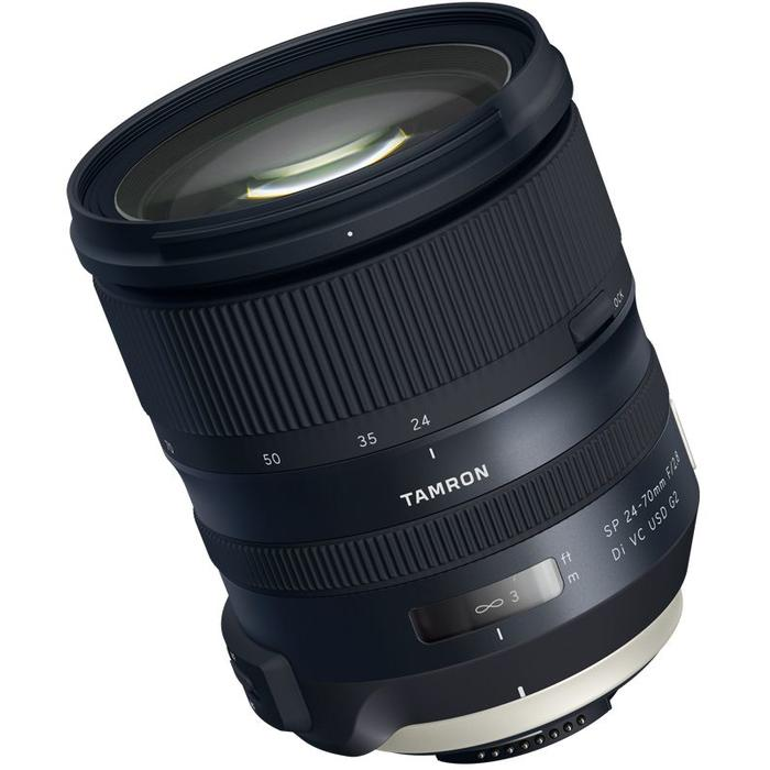 Tamron SP 24-70mm f/2.8 Di VC USD G2 - Nikon