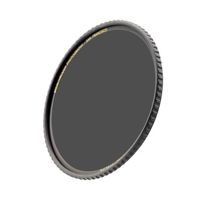 Breakthrough Photography 77mm X4 ND 6-stop Filter