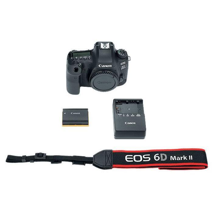 Canon EOS 6D Mark II Body