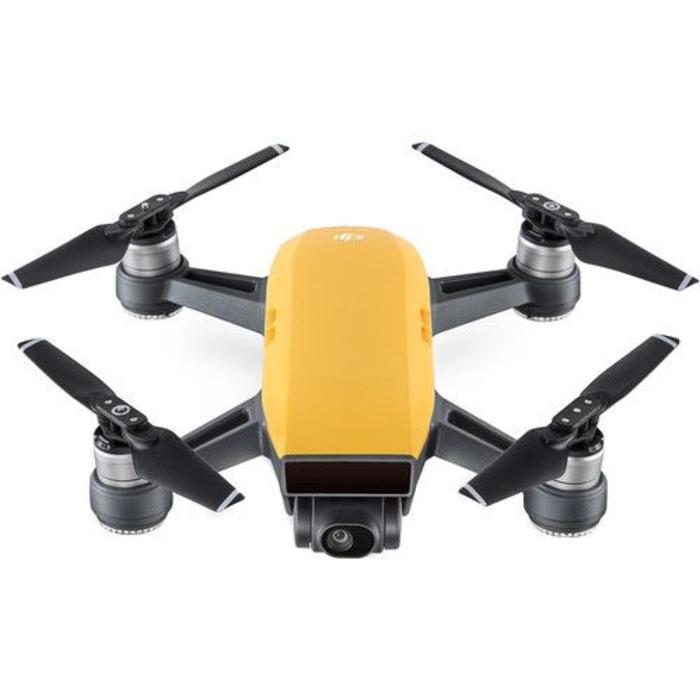 DJI Spark Drone - Sunrise Yellow