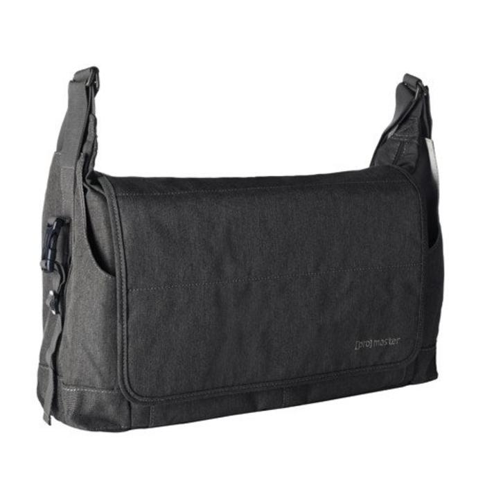 ProMaster Cityscape 150 Courier Bag - Charcoal Grey