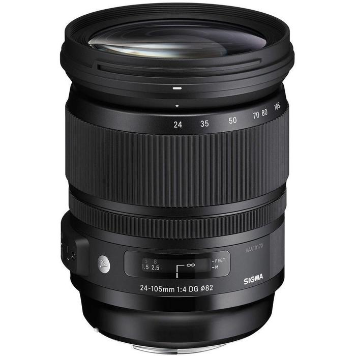 Sigma 24-105mm f/4 DG OS HSM Art - Canon