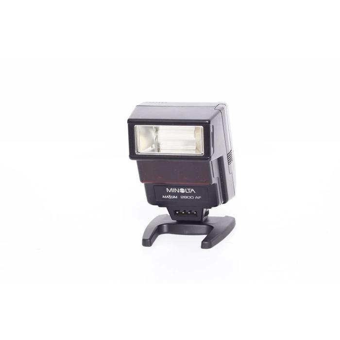 Minolta Maxxum 2800 AF Flash
