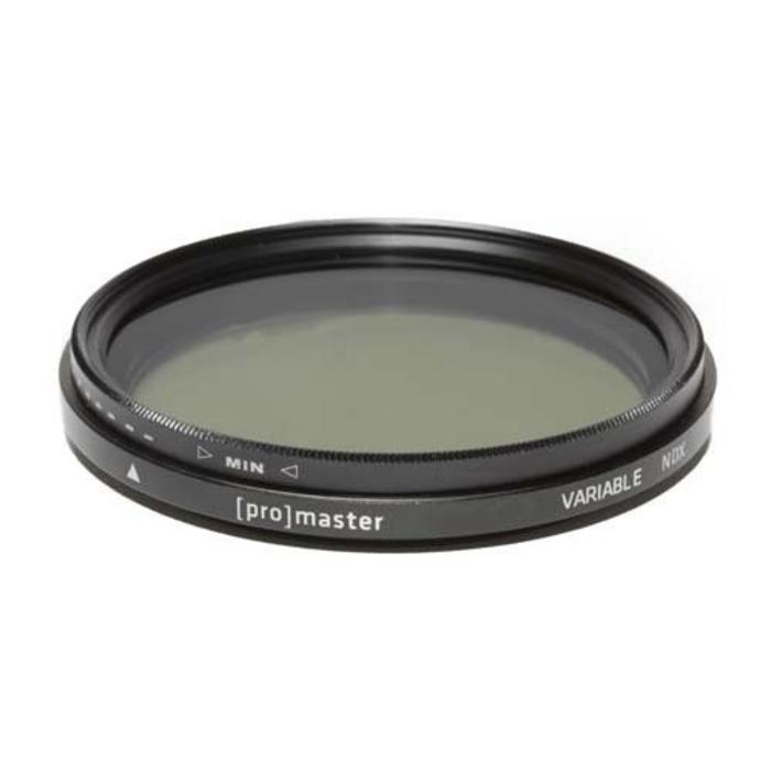 ProMaster 49mm Variable ND Digital HGX