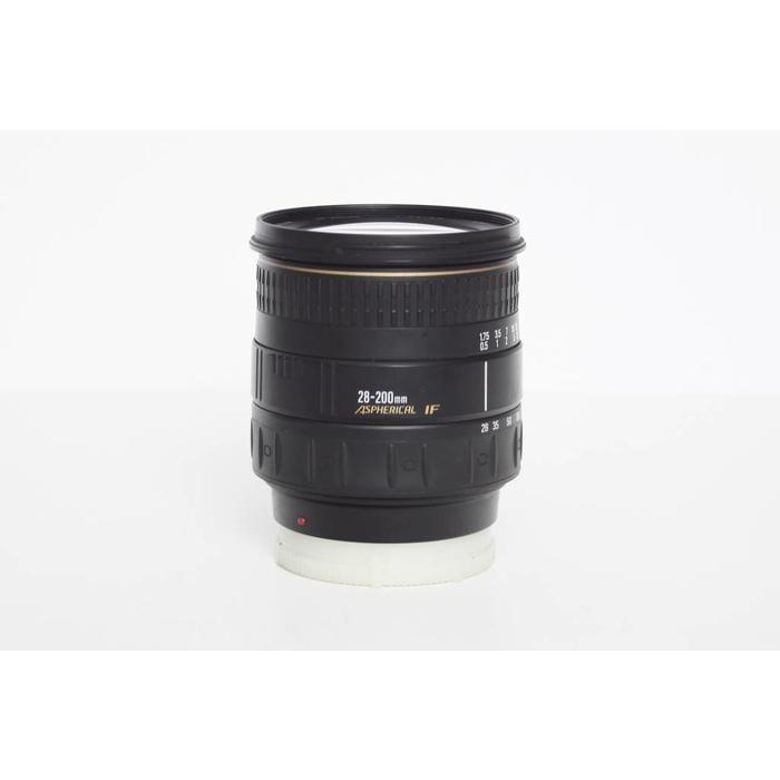 Quantaray 28-200mm f/3.5-5.6 AF - Minolta/Sony