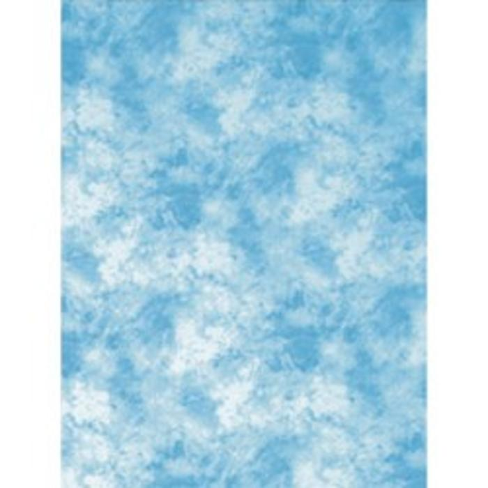 ProMaster 6x10 Cloud Dyed Backdrop - Light Blue