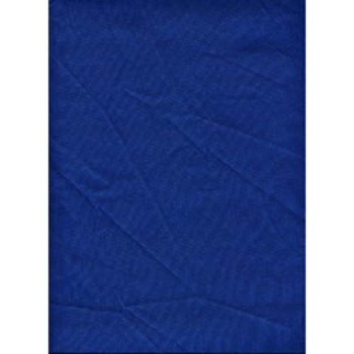 ProMaster 10x20 Solid Muslin Backdrop - Chromakey Blue