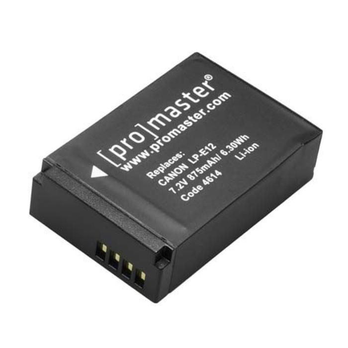 ProMaster LP-E12 Battery
