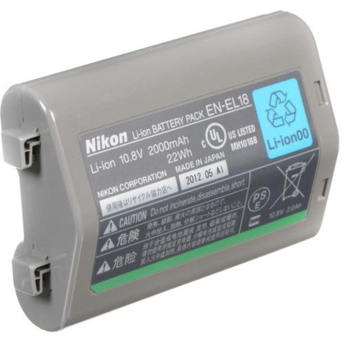 Nikon EN-EL18 Battery