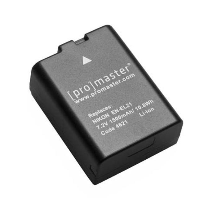 ProMaster EN-EL21 Battery - Nikon 1 V2