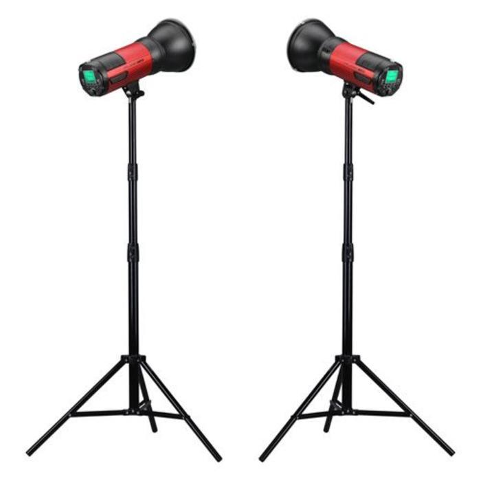ProMaster Unplugged Strobe TTL600 2-Light Kit
