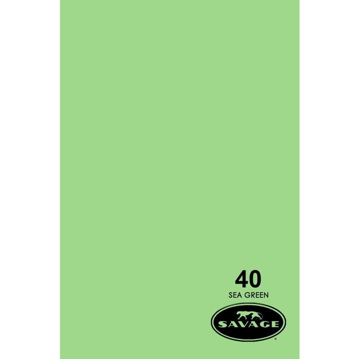 "Savage 53"" Seamless Paper Sea Green"