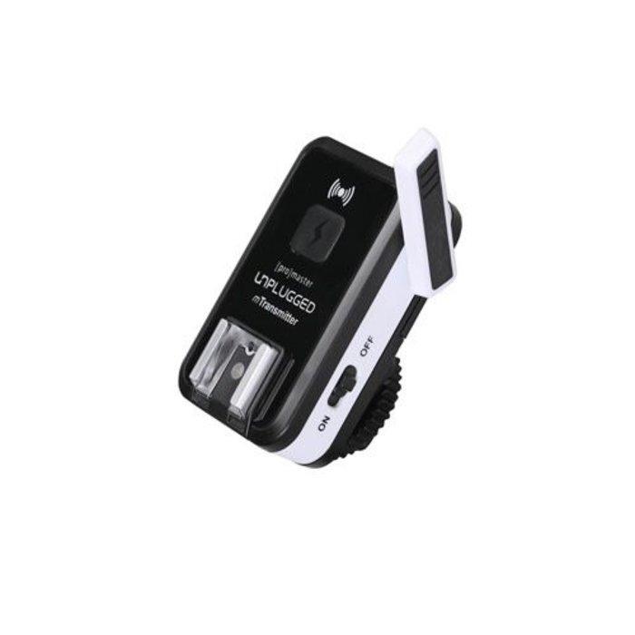 ProMaster Unplugged m Transmitter
