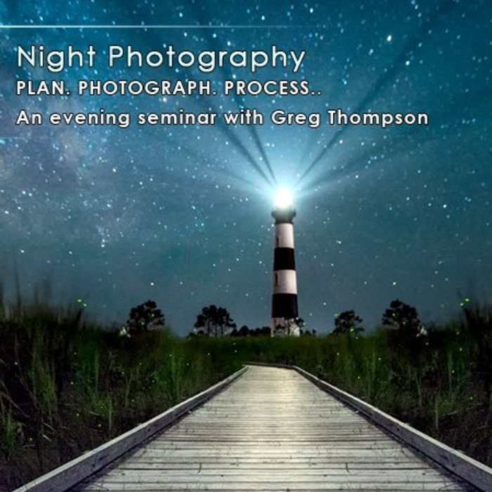 Night Photography Class (August 13, 2019)