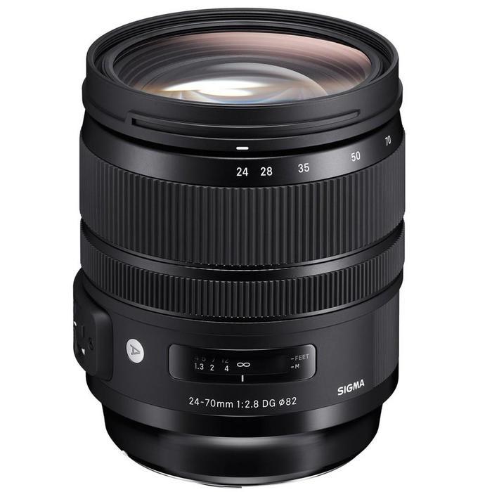 Sigma 24-70mm f/2.8 DG OS HSM Art - Canon