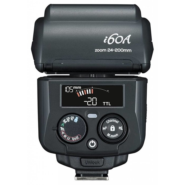 Nissin i60A Air Flash - Sony