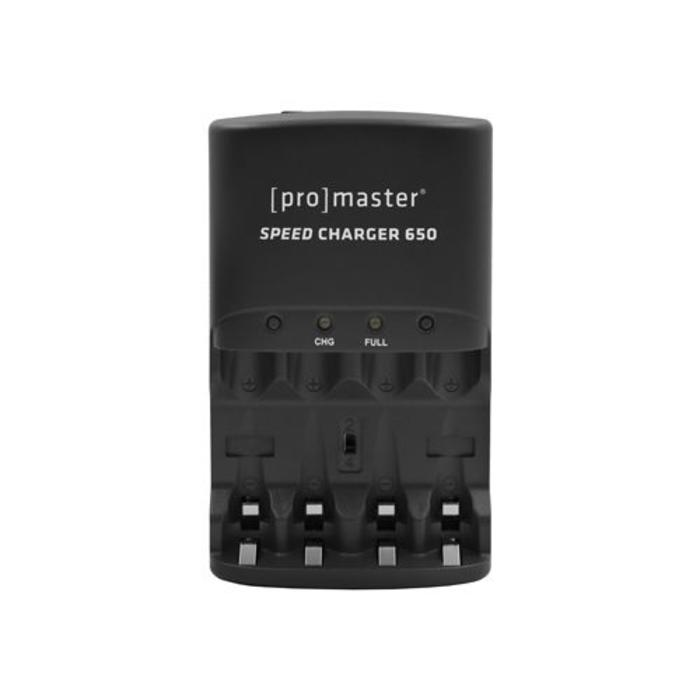 ProMaster Speed Charger 650 - AA NIMH