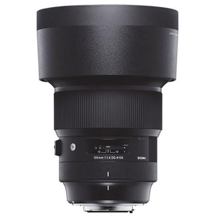 Sigma 105mm f/1.4 Art DG HSM - Sony E