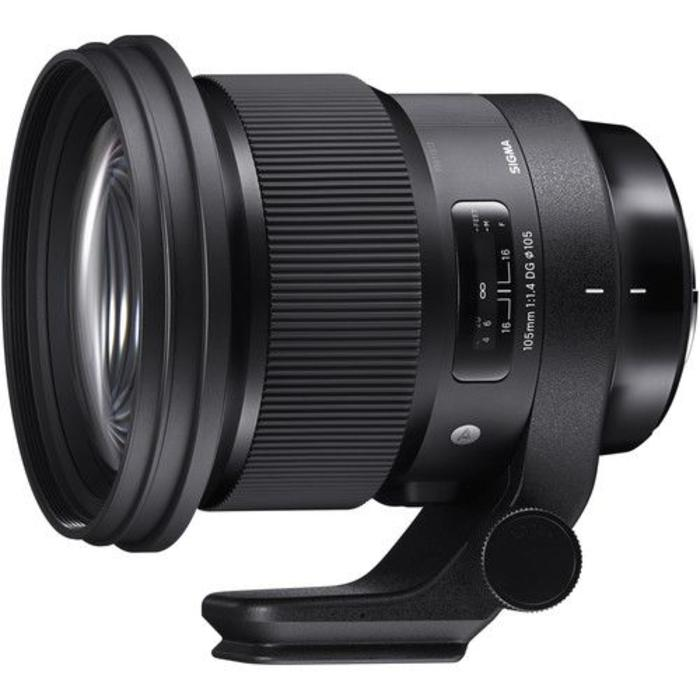 Sigma 105mm f/1.4 Art DG HSM - Canon