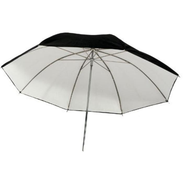 "ProMaster Black/White 45"" Umbrella"