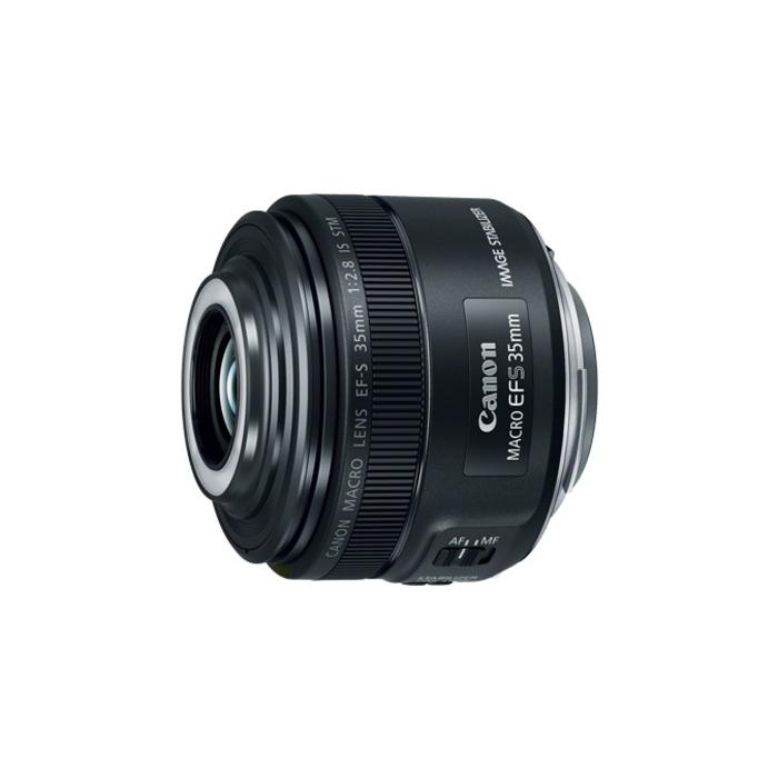 Canon EF 35mm f/2.8 Macro IS STM w/LED