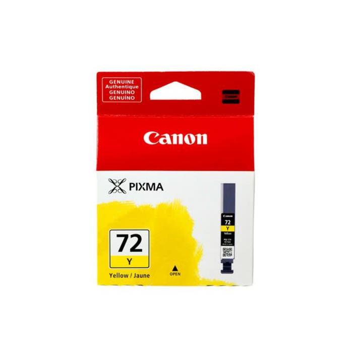 Canon PGI-72 Yellow Ink