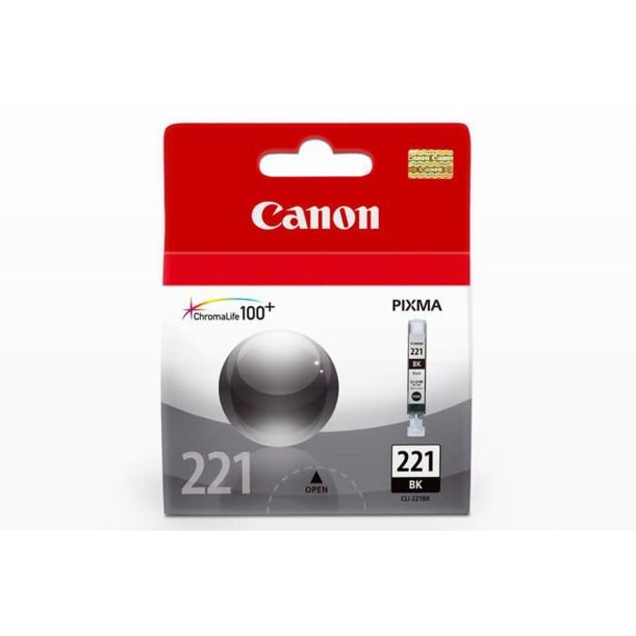 Canon CLI 221 Black Ink