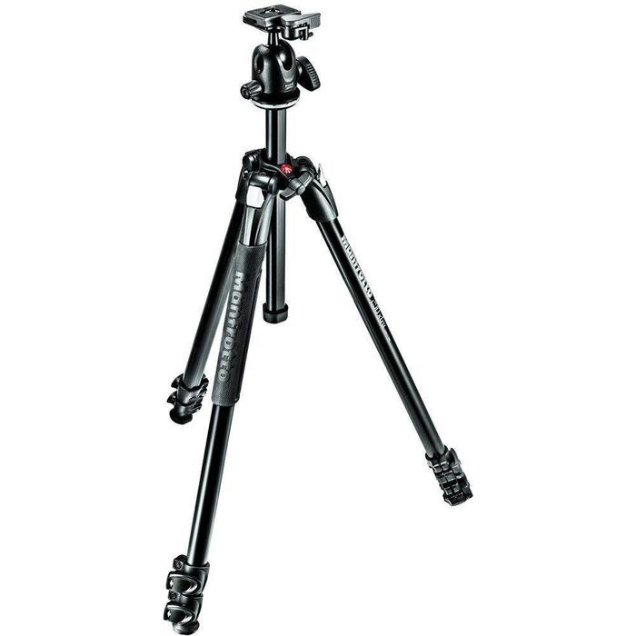 Manfrotto 290 Xtra Tripod w/ 496RC2 Ball Head