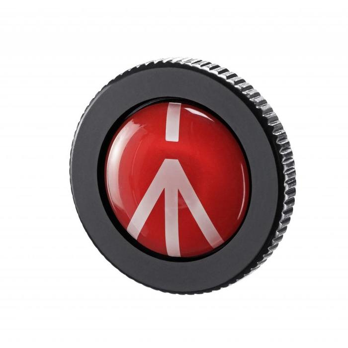 Manfrotto Round PL QR Plate for Compact Action Tripods