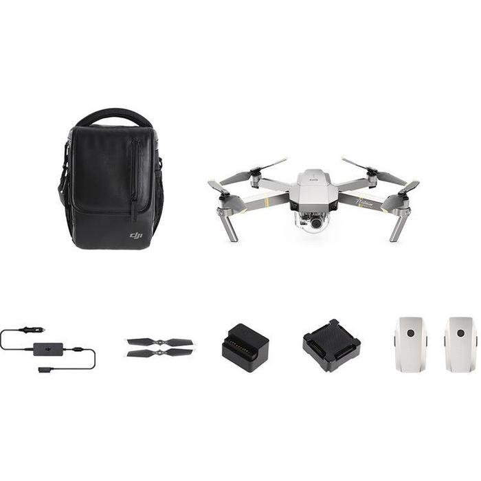 DJI Mavic Platinum Pro Fly More Combo