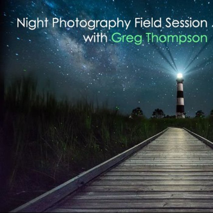 Night Photography Field Session (August 21, 2019)