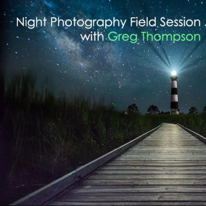 Night Photography Field Session