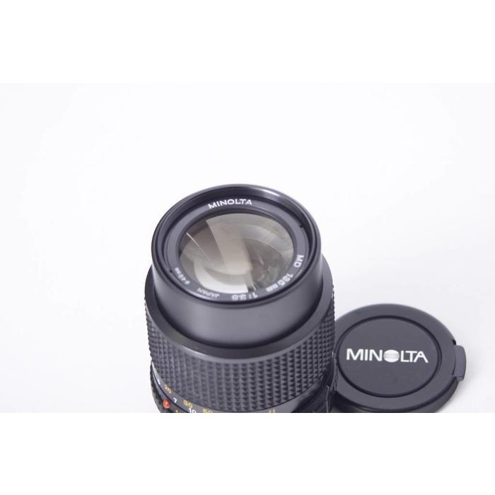 Minolta MD 135mm f/3.5