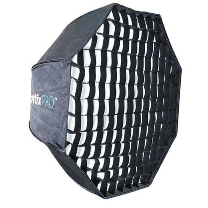 "Phottix Easy Up HD Umbrella Octa Softbox w/Grid (80cm/32"")"