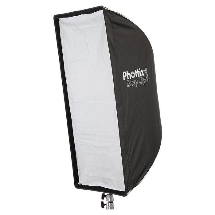 "Phottix Easy Up HD Umbrella Strip Softbox w/Grid (40x90 /16x35"")"