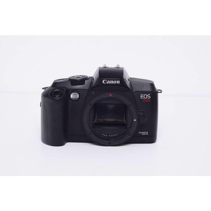 Canon EOS Rebel 888 w/ Sigma 100-300mm f4.5-6.7 UC