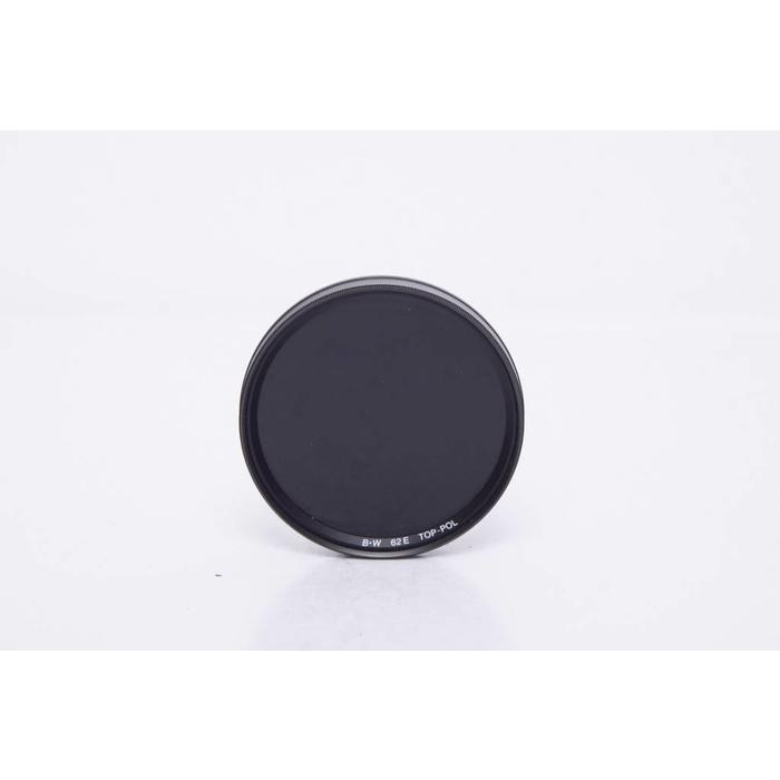 B+W 62mm Top Polarizing Filter