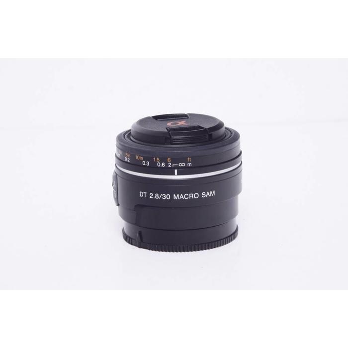 Sony 30mm f2.8 Macro SAM