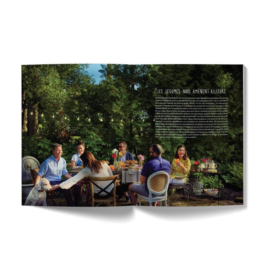 <i>Plus de légumes</i> Book (French Version) - Photo 3