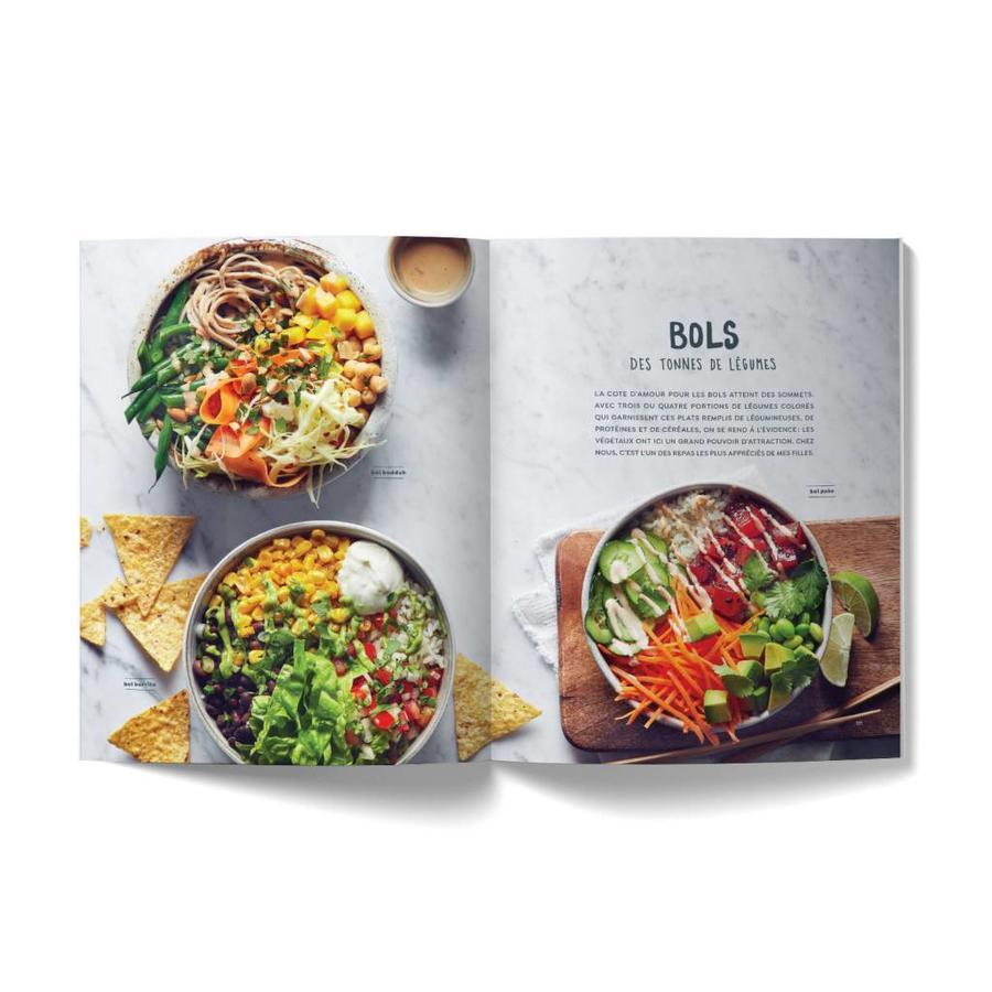Livre <i>Plus de légumes</i> - Photo 5