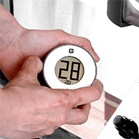 Touch Screen Digital Kitchen Timer