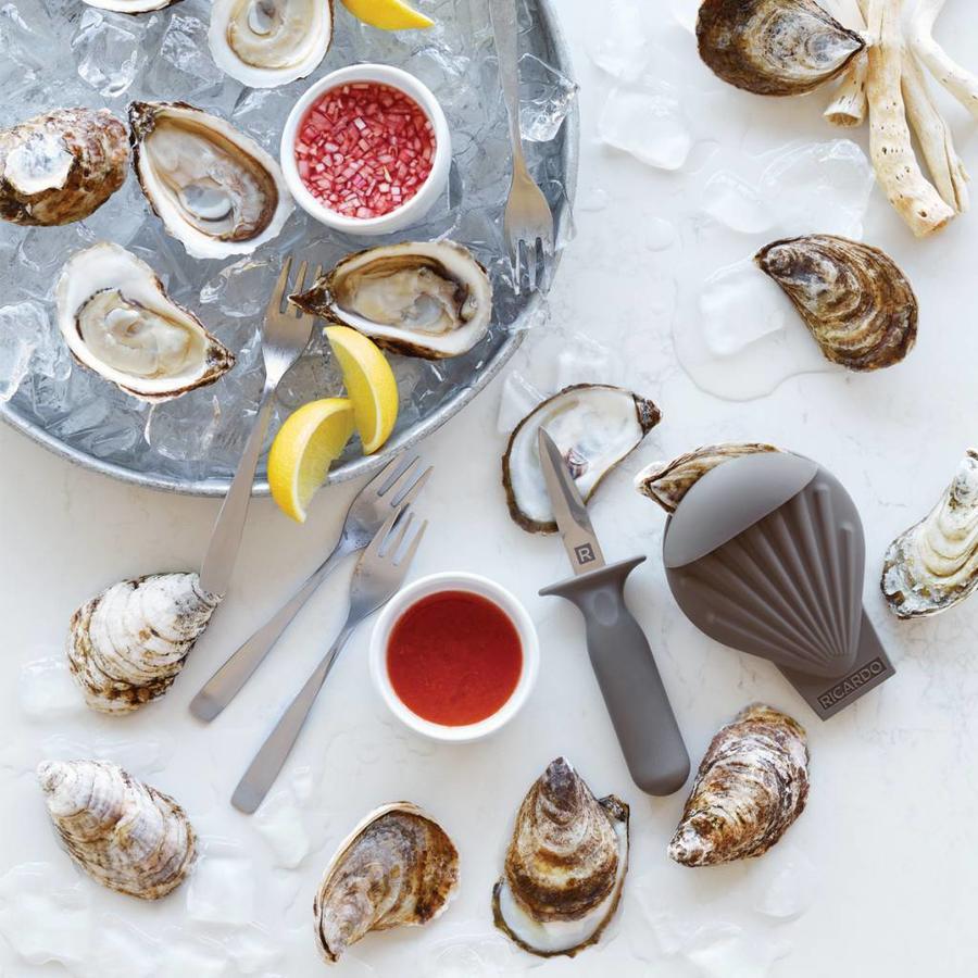 Ensemble à huîtres de 8 pièces - Photo 2