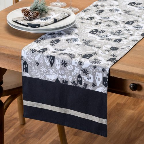 Urban Wonderland Table Runner