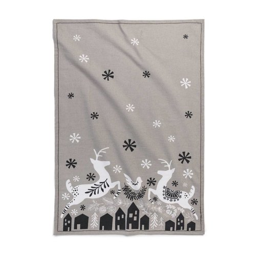Urban Wonderland Tea Towel