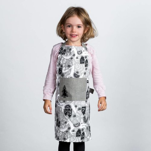 Children's Urban Wonderland Apron