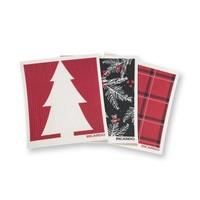 Christmas Tree Fantastic Dishcloths
