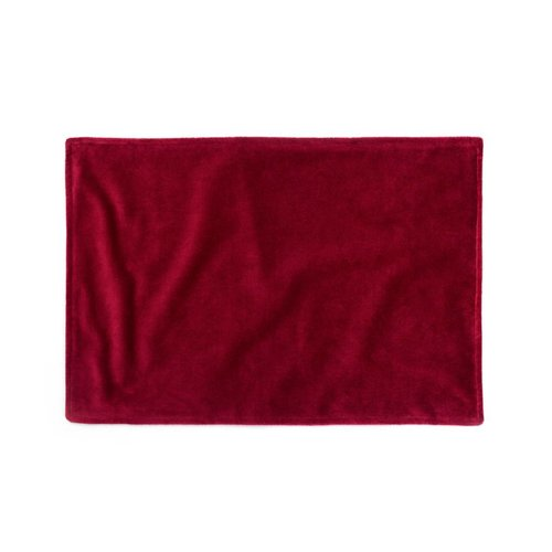 Red Velour Placemats